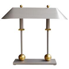 Robert Sonneman Post Modern Lamp