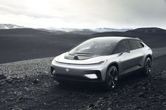 Faraday Future FF91 self-driving electric car that can accelerate from zero to 60mph (97km/h) in 2.39 seconds. The car will have a range of about 378 miles (608 km) per charge. Its electric motors …
