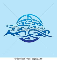 Dolphins Illustrations and Clip Art. 2,503 Dolphins royalty free ...