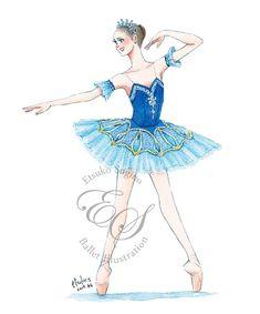Ballet Illustration, Illustration Sketches, Drawing Sketches, Ballet Art, Ballet Dance, Ballet Drawings, Ballet Costumes, Drawing Techniques, Religious Art