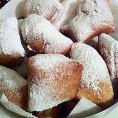 """Beignets 