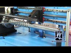 CNC Roll Coil Winder Tube Bending Machine-- Winton Machine Company - YouTube