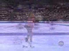 """Michelle Kwan 2004 Nationals Long Program - """"Tosca"""".  She wasn't supposed to win, but she decided that she would."""