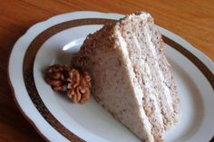 zsuzsa is in the kitchen: HUNGARIAN WALNUT CAKE – DIÓTORTArian  this walnut cake  pin goes to a nice web site with lots of info regarding Hungarian walnut cakes