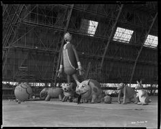 DID YOU KNOW: From 1927 to 1983, every balloon in the Macy's Thanksgiving Day parade was fabricated by the Goodyear Tire & Rubber Company in Akron, Ohio.