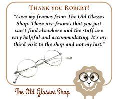 Designer Frames, Glasses Shop, Round Frame, Vintage Designs, Repeat, Old Things, Range, Shopping, Cookers