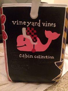 Vineyard Vines Mountain Weekend Cooler