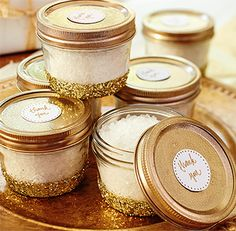 Gold Baby Shower Favor                                                                                                                                                                                 More