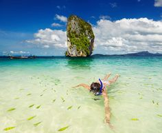 The best day tours in Krabi from Tourvado. Krabi is located in the south of Thailand and well known as an amazing beach destination. Best Places In Bangkok, Ao Nang Beach, Thai Islands, Krabi Thailand, Beaches In The World, Destin Beach, Underwater World, Beach Fun, Day Tours