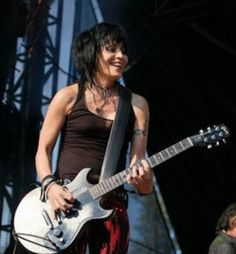 Joan Jett...Killer Smile