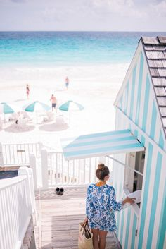 Gal Meets Glam at the Dunmore in Harbour Island, Bahamas Summer Vibes, Tulum, Island Beach, Long Island, Harbor Island Bahamas, The Places Youll Go, Places To Go, Roberta Roller Rabbit, Beach Please