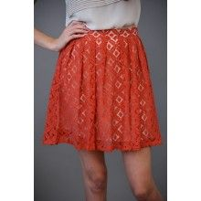 The Loretta Skirt - $42.00. The color of this skirt is beautiful!