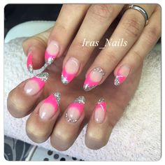 Pink Glitzer