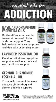 Essential oils can be very useful and really help to support the reduction of many of the negative symptoms of withdrawal, as well as assist in letting go of the addiction.  Read more to find out which oil may be best for you.   #aromatherapy