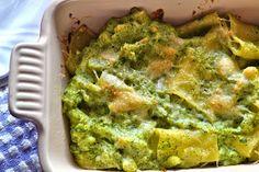 Cucina di Barbara: food blog - blog di cucina ricette: Ricetta paccheri con broccoli gratinati