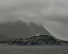 Norway Suffering In Silence, Arctic Circle, Norway, Clouds, Ship, Mountains, Landscape, Water, Travel