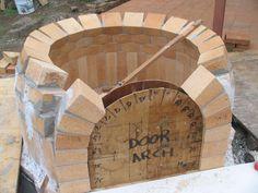 building a brick dome - Google Search