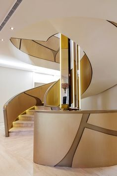 LV House by A-cero (http://www.pinterest.com/AnkAdesign/a-stairway-to-heaven/)