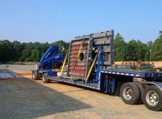Unloading some equipment at our Kaufman manufacturing plant Equipment Trailers, Plant, Trucks, Vehicles, Truck, Car, Plants, Replant, Vehicle