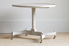 Baden Oval Side Table | BungalowClassic
