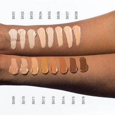 Shop KEVYN AUCOIN's The Sensual Skin Enhancer Concealer at Sephora. A waterproof, full-coverage concealer that is highly pigmented for buildable coverage. Full Coverage Concealer, Concealer Brush, Bright Summer Acrylic Nails, Summer Nails, Power Of Makeup, Beauty Makeup, Beauty Tips, Colors For Dark Skin, Concealer For Dark Circles