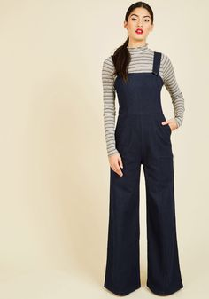 I've Got Your Throwback Overalls, #ModCloth