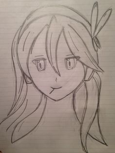 First Draw - Chelsea from Akame Ga Kill