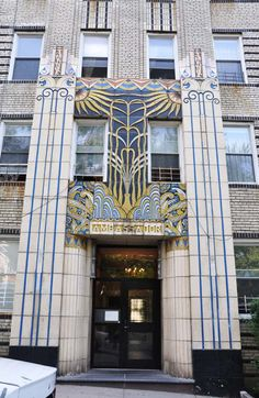 CASHON & CO.: Art Deco Buildings: Ambassador Hotel, Staten Island