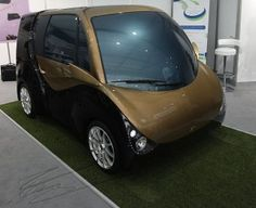Mini Electric Car: Three Innovations from Yvelines