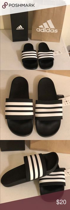 on sale 1c8fe b9bd2 NWT MEN ADIDAS ADILETTE COMFORT SLIDES SIZE 7 NWT ADIDAS ADILETTE COMFORT  SLIDES SIZE 7 THESE ARE MENS BUT WOMEN CAN WEAR! adidas Shoes Loafers    Slip-Ons