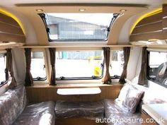 2015 Adria Adora Isonzo 613 Dt For Sale In Denby, Derbyshire - Image 1 Caravane Adria, Caravan Ideas, Derbyshire, Camping Ideas, Bunk Beds, Image, Furniture, Home Decor, Decoration Home