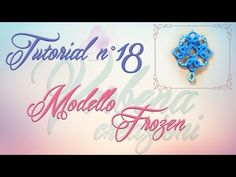 Chiacchierino ad Ago: TUTORIAL 18 – Modello Frozen (Ankars) - YouTube