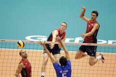 USA Men's Volleyball 2012