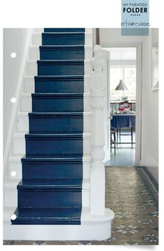 Stairs paint