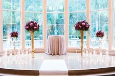 Glam Houston Wedding at Chateau Polonez - MODwedding