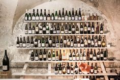 Bokovka wine bar Prague - upscale, romantic, date-worthy