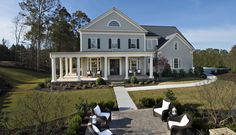 The Madison Designer Model at Woodmont Golf and Country Club