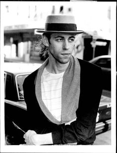 Bob Geldof photographed by Philip Wayne. The Boomtown Rats, Rat Boy, Bob Geldof, Bobby, Panama Hat, Thoughts, People, Life, Fashion
