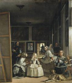 Velázquez. Late Portraits, Prado Museum, Madrid, Spain