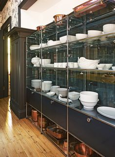 A Brooklyn Kitchen Reinvented - USM - Monika Norwid