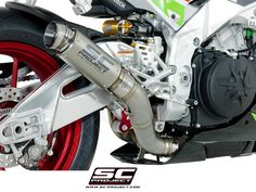 A16-T70T GP70-R Exhaust by SC-Project SC-Project is a race tested and race proven Italian exhaust manufacturer. SC-Project uses their MotoGP, Moto3, Moto2 and Superbike racing experience to push the limits and develop the highest level of exhaust performance. SC-Project exhausts are hand made right along side the same exhausts you see on MotoGP bikes and at race tracks around the world. SC-Project is committed to putting race quality performance, sound and weight reduction in the hands of…