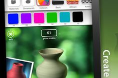 Let's Create! Pottery HD - Create and paint your own pottery.