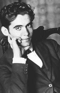 Federico Garcia Lorca (1898 - 1936).  Poeta, dramaturgo y prosista español