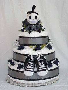 31 Diaper Cake Ideas That Are Borderline Genius
