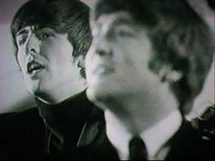"A rare recording of the Beatles performing ""I'm Happy Just To Dance With You"" live at the BBC. It was recorded on the of July in It was broadcaste. Kinds Of Music, My Music, All My Loving, Les Beatles, Dance With You, Ringo Starr, I'm Happy, Paul Mccartney, Musica"