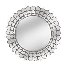 """1STOPlighting.com   Snowdonia - 40"""" Round Mirror"""