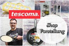 Tescoma Online Shop - Haushaltswaren und Küchenhelfer - Susi und Kay Projekte Ein neuer Blogpost ist Online! Wir durften einige tolle Produkte vom Tescoma Online Shop ausprobieren und euch davon berichten. Schaut gerne in den neuen Blogpost rein, vielleicht ist der Shop ja was für euch. Über euer Feedback würden wir uns freuen.  #tescoma #produkttest #tester #Pfannen #Pfannkuchen #Wok #Ravioli #Ravioliform #produkttester #shopvorstellung
