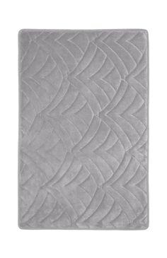 Primark - Grey Memory Foam Bath Mat
