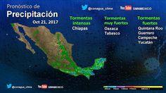 Periodismo sin Censura: Pronóstico Meteorológico General 21 de Octubre del...