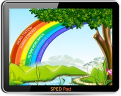 SPED Pad - Dedicated Therapy Tablet for Special Education Students